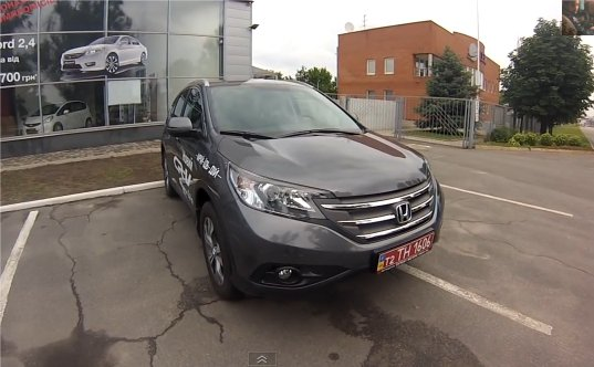 Honda CR-V 2013 — Коляныч