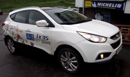 Hyundai ix 35 2012 — Anton Avtoman