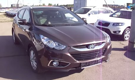 Hyundai ix 35 2011 — MegaRetr