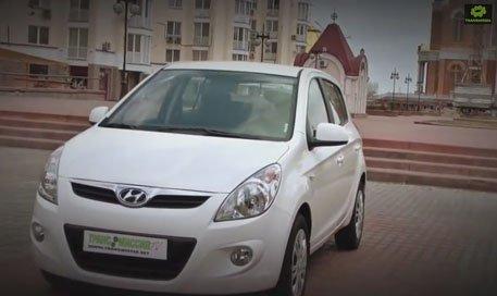 Hyundai i20 2012 — Trans MISSIA
