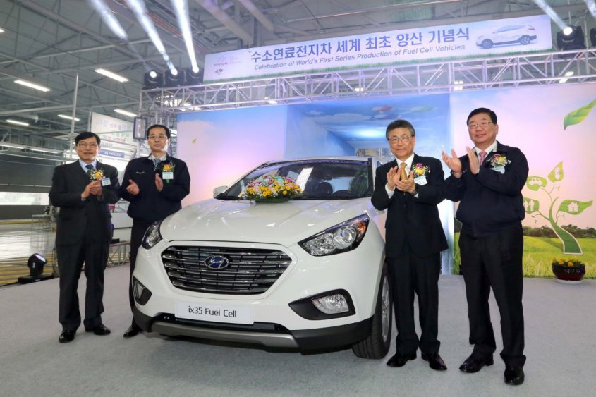 Hyundai ix35 Fuel Cell