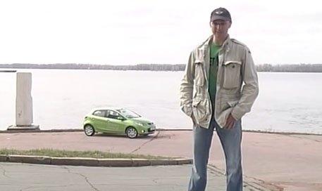 Mazda 2 2010 — Игорь Бурцев