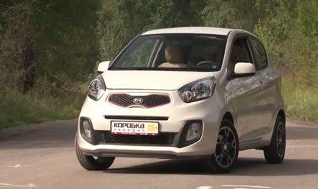 Kia Picanto 2013 — Коробка Передач