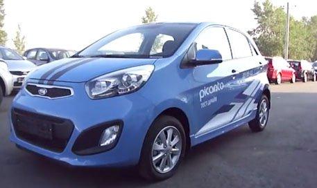 Kia Picanto 2011 — MegaRetr