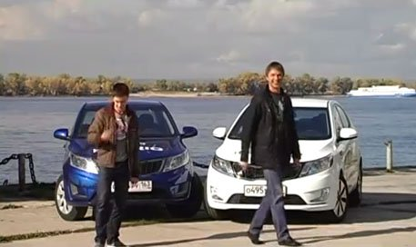 Kia Rio Sedan 2011 — Игорь Бурцев