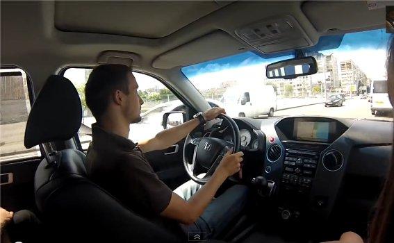 Honda Pilot 2013 — Коляныч
