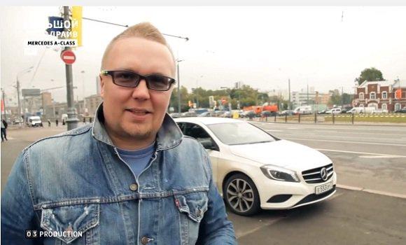 Mercedes-Benz A 200 2013 — Большой тест-драйв