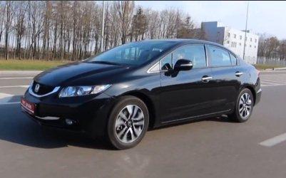 Honda Civic 4D, Mazda3 — Две Лошадиные Силы