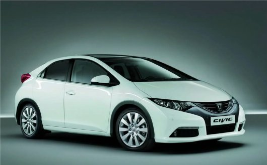 Honda Civic 5D 2013