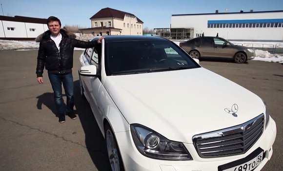 Mercedes-Benz C 180 2011 — Напрокат