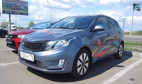 Kia Rio 2012 Hatchback — MegaRetr
