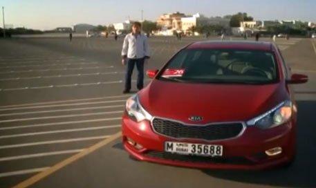 Kia Cerato 2013 — Наши тесты
