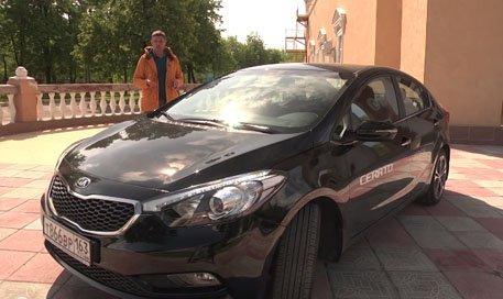 Kia Cerato 2013 — Игорь Бурцев