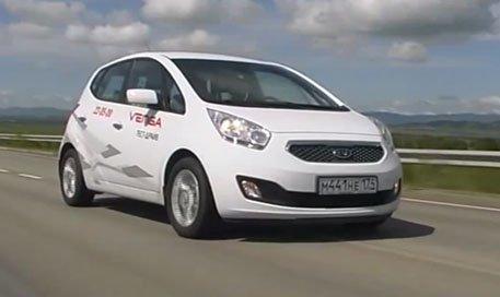 Kia Venga 2013 — AutoTV