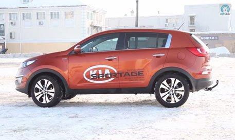 Kia Sportage 2012 — InfoCar