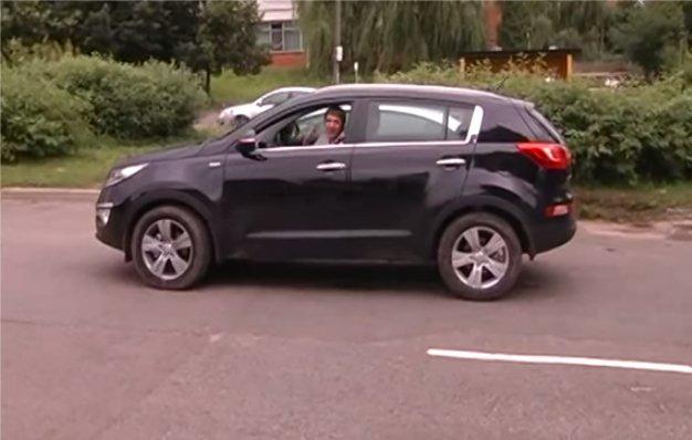 Kia Sportage 2012 — Автопанорама