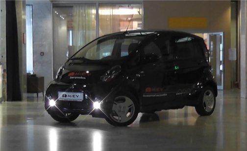 Mitsubishi i-MIEV 2013 — Бибика