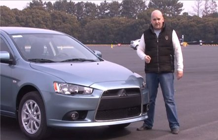 Mitsubishi Lancer 2013 — Наши тесты