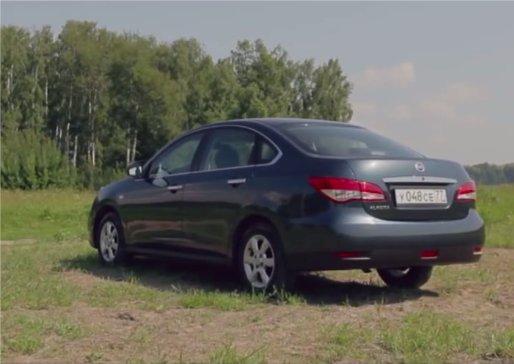 Nissan Almera 2012 — Пётр Баканов