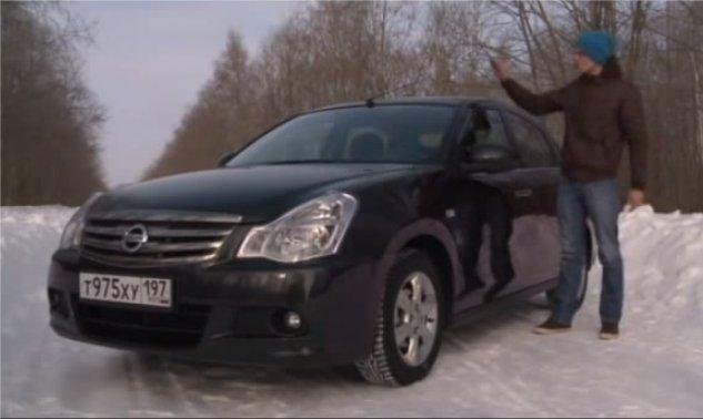 Nissan Almera 2013 — Наши тесты