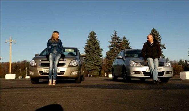 Nissan Almera vs Chevrolet Cobalt — Выбор есть