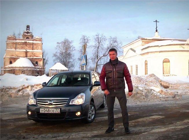 Nissan Almera 2012 — Игорь Бурцев