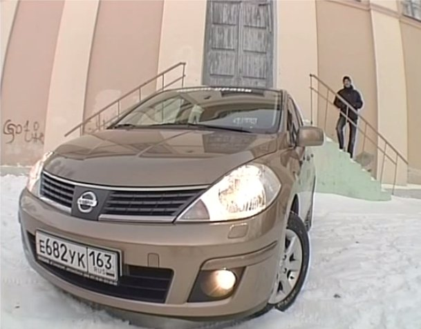 Nissan Tiida 2010 — Игорь Бурцев