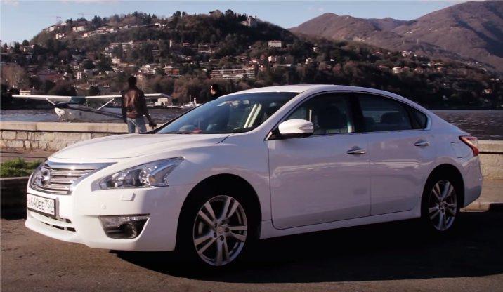 Nissan Teana 2014 — АвтоПортал
