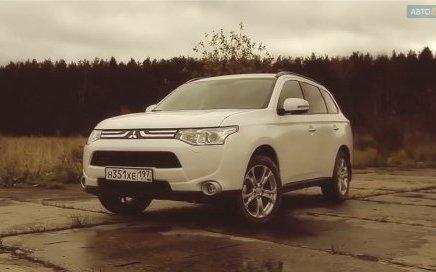 Mitsubishi Outlander 2012 — Пётр Баканов