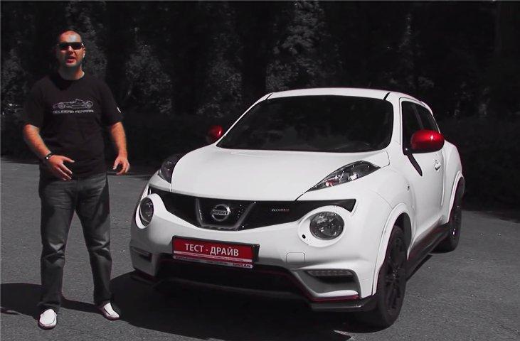Nissan Juke Nismo 2013 — Две лошадиные силы