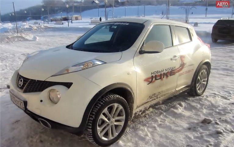Nissan Juke 2011 — Anton Avtoman