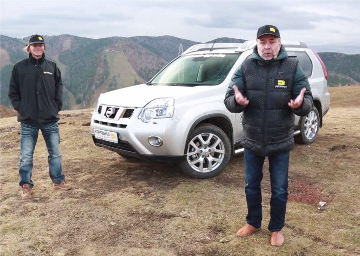 Nissan X-Trail 2013 — Коробка Передач