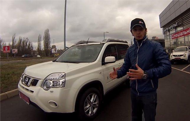 Nissan X-Trail 2012 — Коляныч