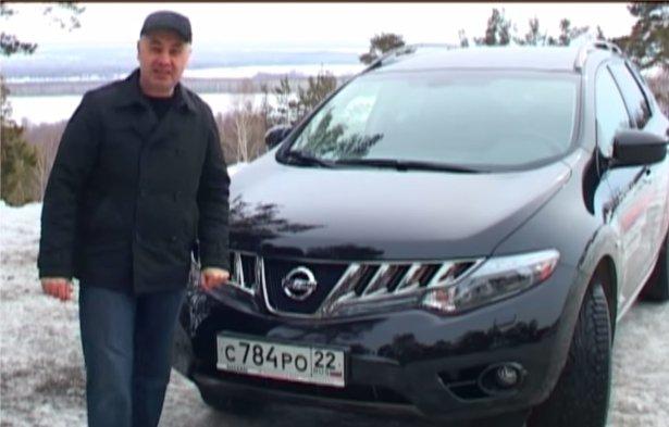 Nissan Murano 2011 — Александр Михельсон