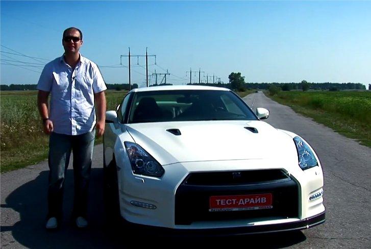 Nissan GT-R 2012 — Две Лошадиные Силы
