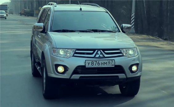 Mitsubishi Pajero Sport 2014 — Автоэксперт