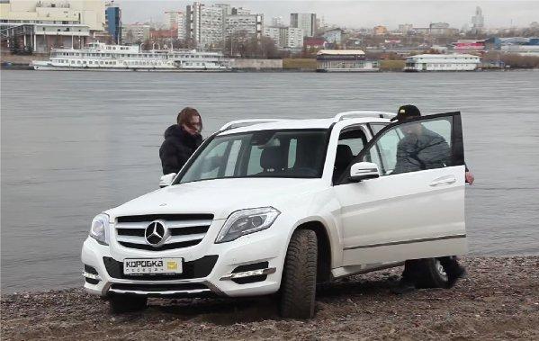 Mercedes GLK 300 2013 — Коробка передач