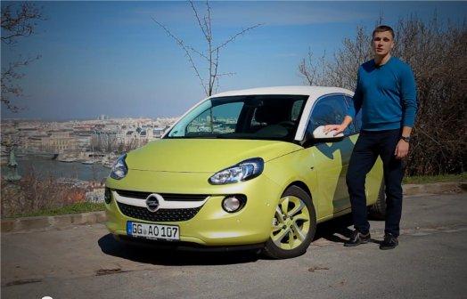 Opel Adam 2013 — InfoCar