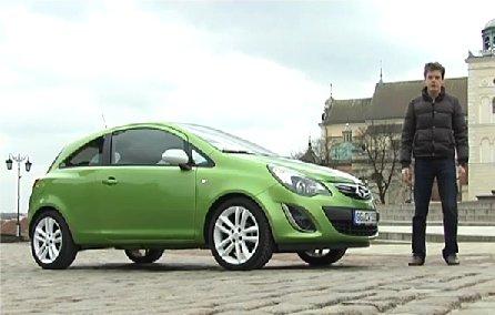 Opel Corsa 2013 — Наши тесты
