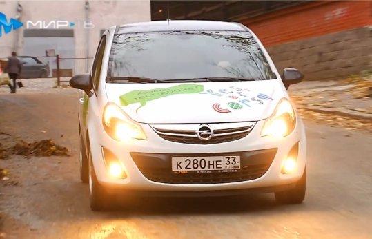 Opel Corsa 2012 — АвтоБлог