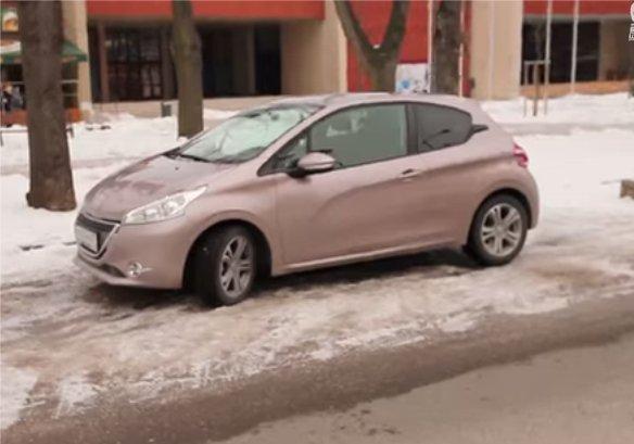 Peugeot 208 2012 — Большой тест-драйв