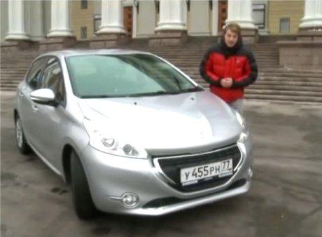Peugeot 208 2013 — Наши тесты