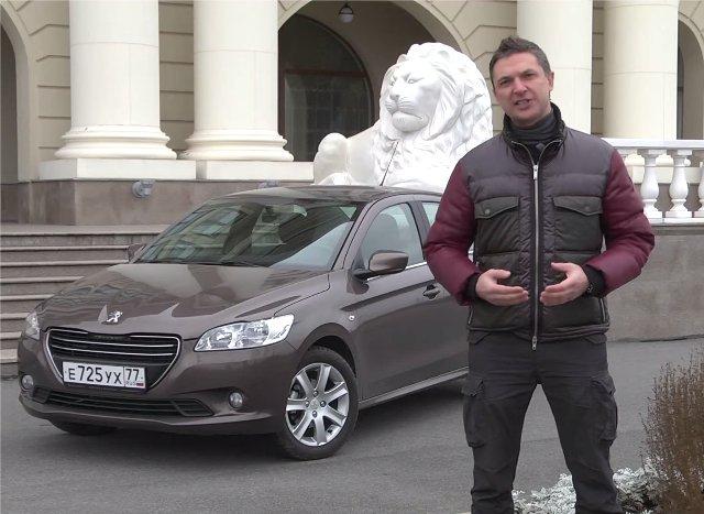 Peugeot 301 2013 — Игорь Бурцев