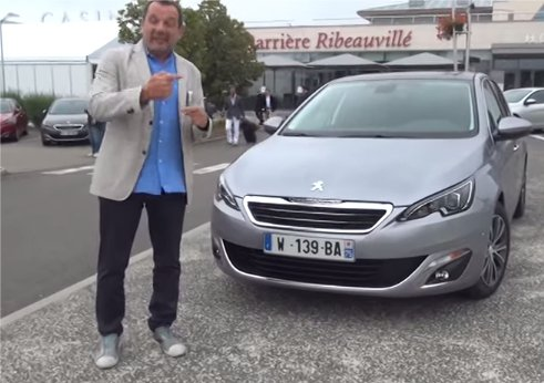 2013 Peugeot 308 // Авторевю