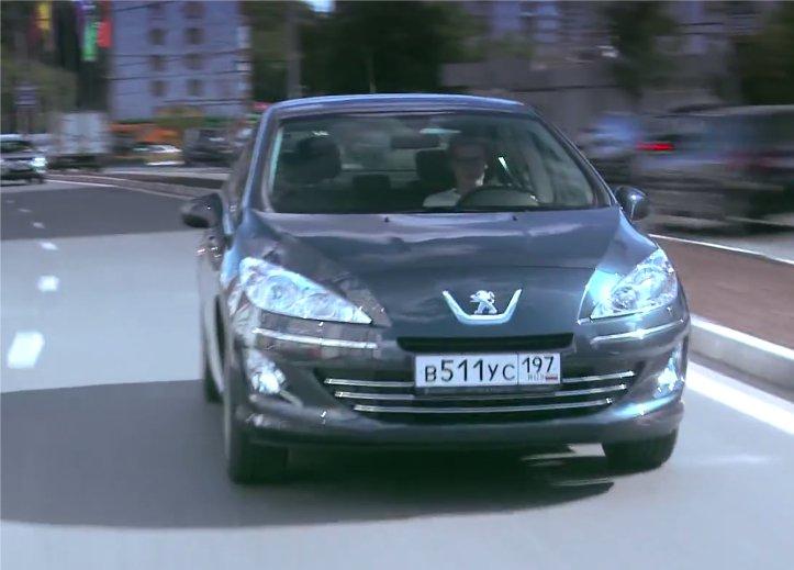 Peugeot 408 2012 — АвтоВести