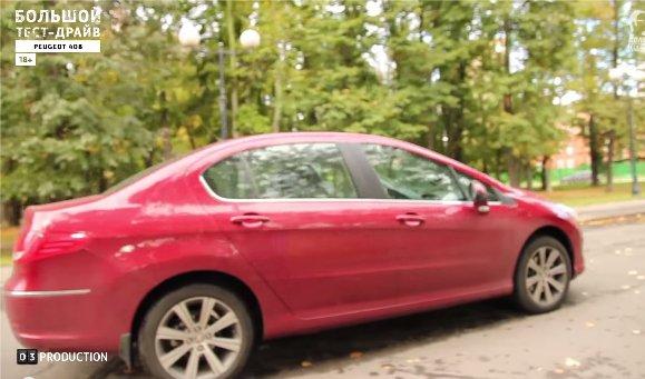 Peugeot 408 2012 — Большой тест-драйв