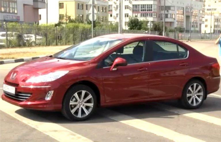 Peugeot 408 2013 — Наши тесты
