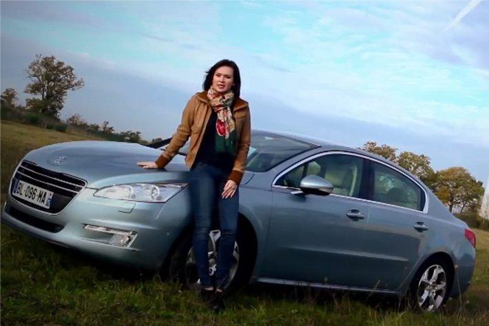 Peugeot 508 2012 — АвтоВести