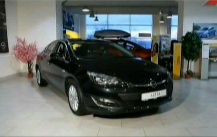 Opel Astra, Kia Ceed SW — Сравнительный