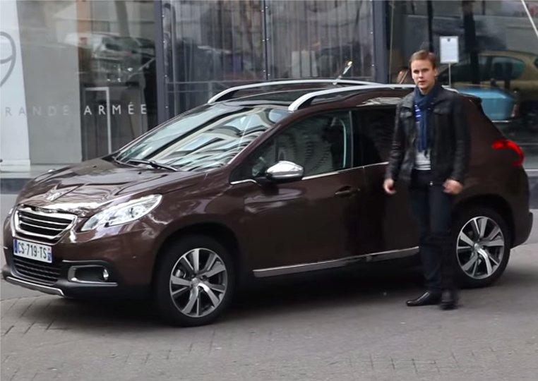 Peugeot 2008 2013 — InfoCar